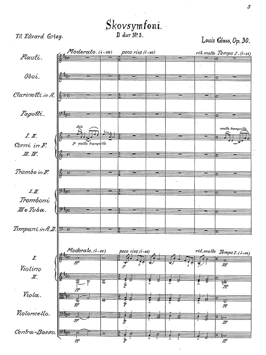 Glass-Symphony No. 3